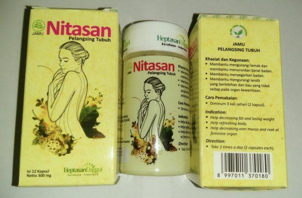 Nitasan bpom