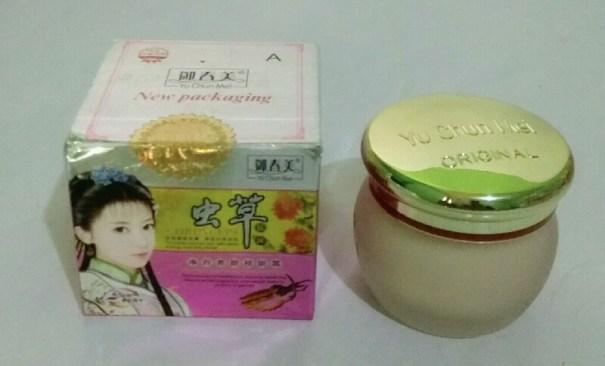 cream siang yu chun mei
