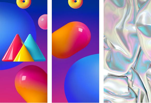 Samsung Galaxy M02s Official Stock HD Wallpapers