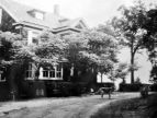 Benson House: Secret FBI radio transmission location on Long Island during World War II.