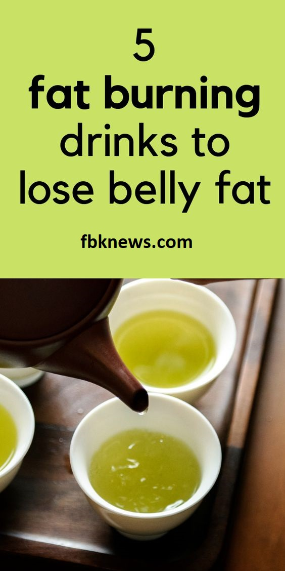 Belly fat burning drinks