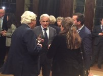 2018-09-27 Brexit Colloquium - Reception at French Consulate (by Simon Horsington) (3)
