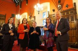 2018-09-28 Brexit Colloquium - Reception at Edinburgh Castle (by Frédéric Golberg) (6)