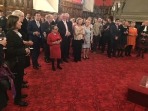 2018-09-28 Brexit Colloquium - Reception at Edinburgh Castle (by Simon Horsington) (4)
