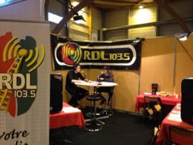 RDL, Salon du Livre de Colmar