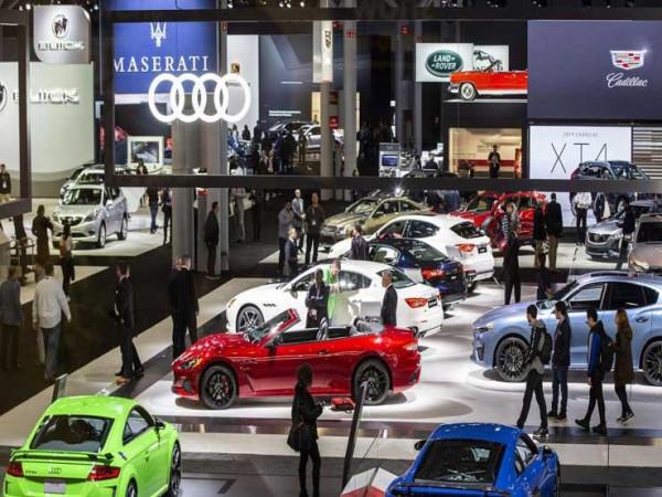 """""""كورونا"""" يضرب من جديد.. تأجيل معرض نيويورك الدولي للسيارات 2020"""