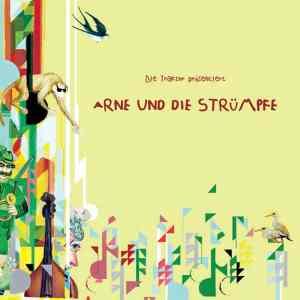 Arne und die Strümpfe, Die Traktor, Cover