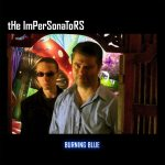 The Impersonators, Burning Blue Cover