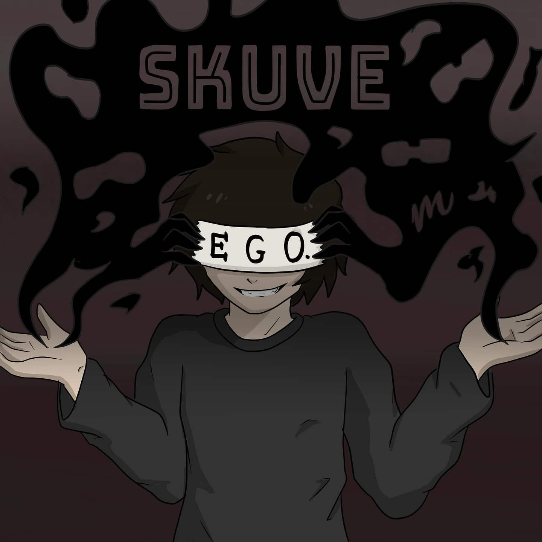 Skuve, Ego, Album, Cover, FBP Music Publishing, Frankfurt, Deutschland