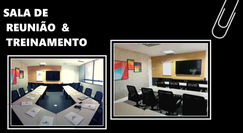 coworking fortaleza - sala de reuniao e treinamento