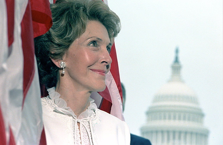 Nancy Reagan Leaves a Legacy of Support for Biomedical Research