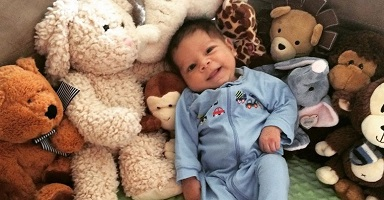 How Animal Research Saved Baby Lincoln's Life