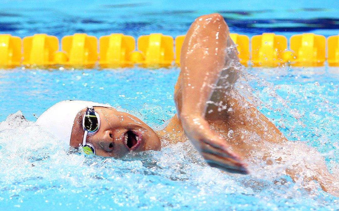 Rio Olympics' Special Guest: Asthma