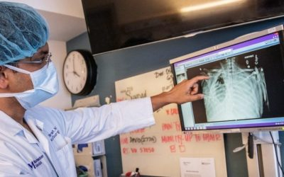 2 US Coronavirus Patients Survive Double Lung Transplants. Thank You, Animal Research