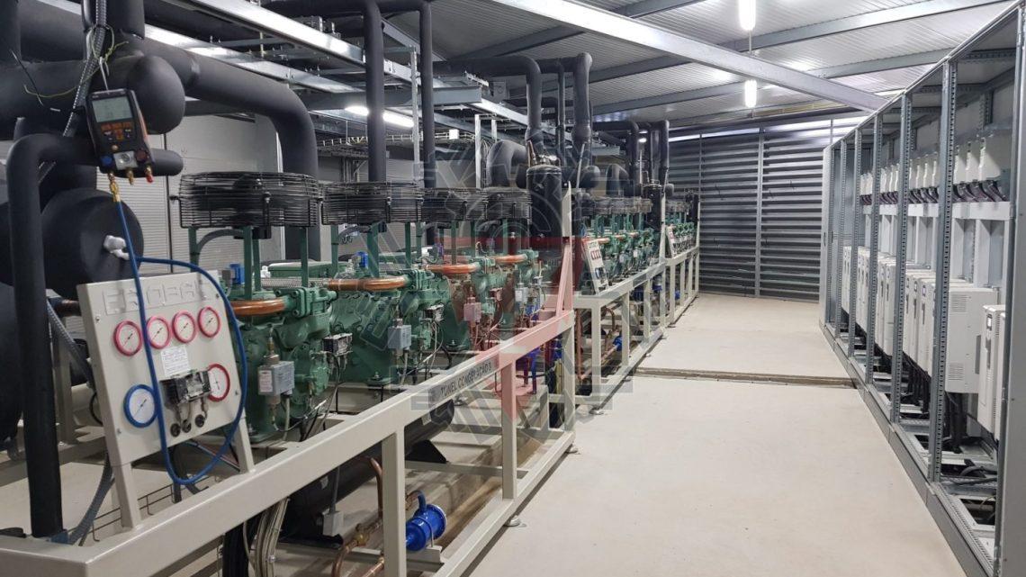 Centrais Compressores - F. Brigido