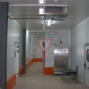 Sala Climatizada - F. Brigido