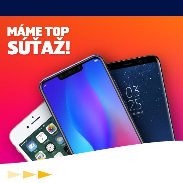 Zapojte sa do spotrebiteľskej súťaže o Samsung Galaxy S9 294560e7601