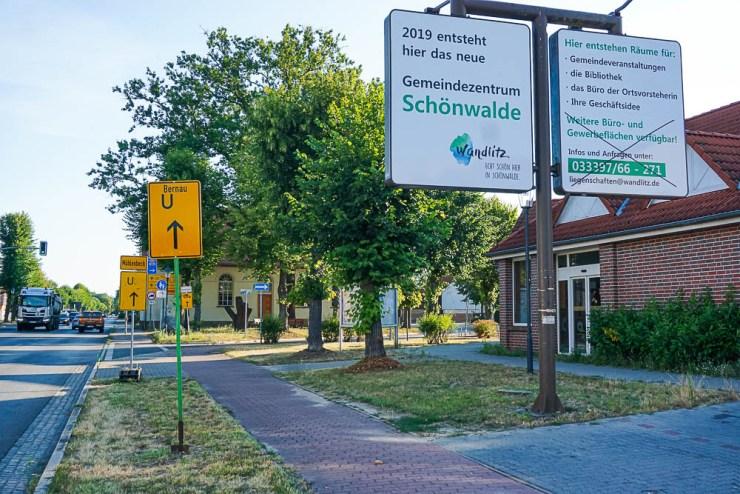 Oliver Borchert – Bürgermeisterwahl 2019 Wandlitz - Freie Bürgergemeinschaft Wandlitz
