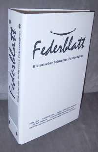 Federblatt