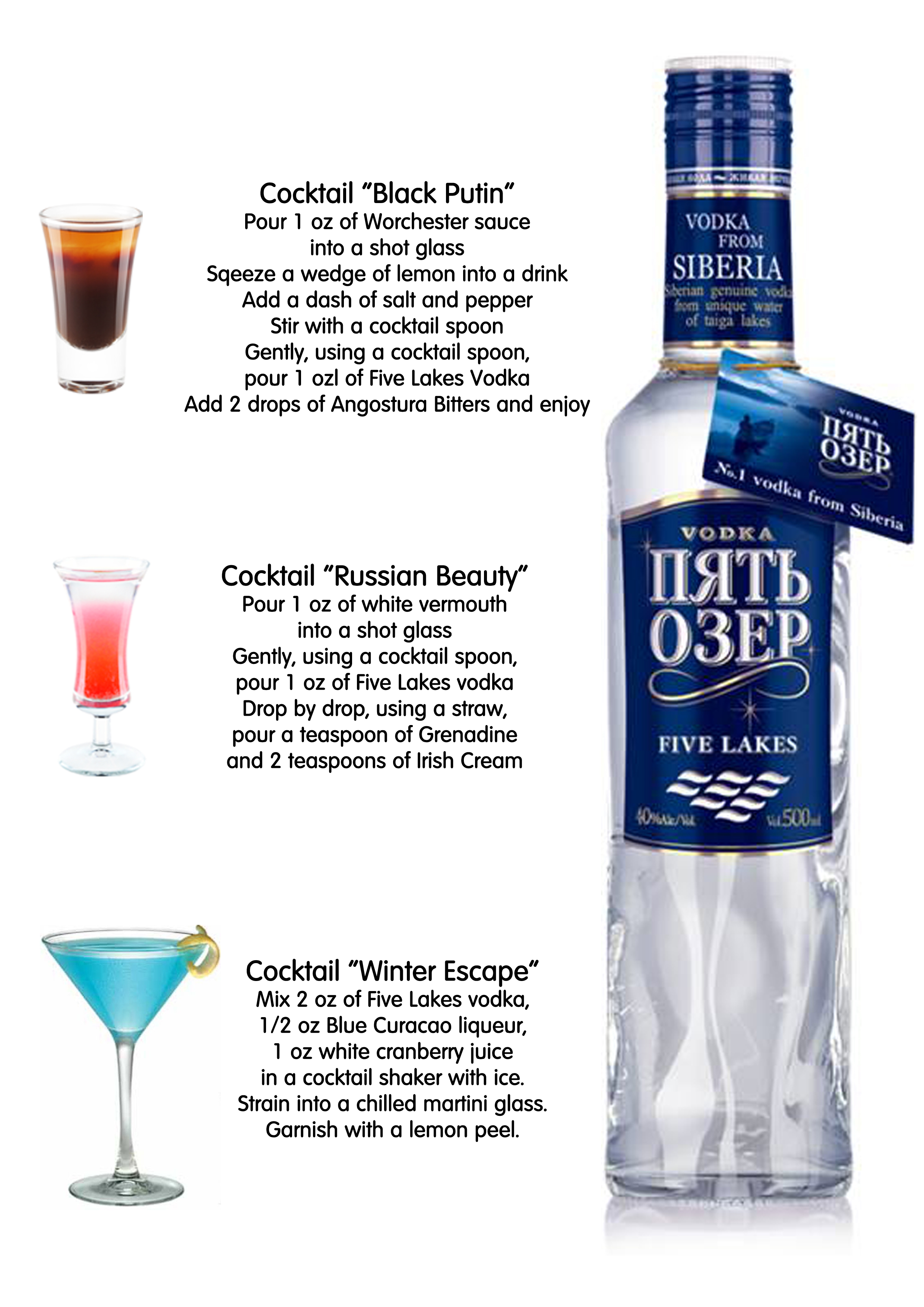 Cocktail Recipes