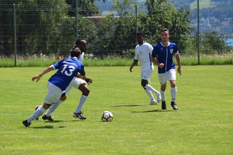 FC Blau-Weiss Erlenbach am Geissenhänker Cup Lars Neher