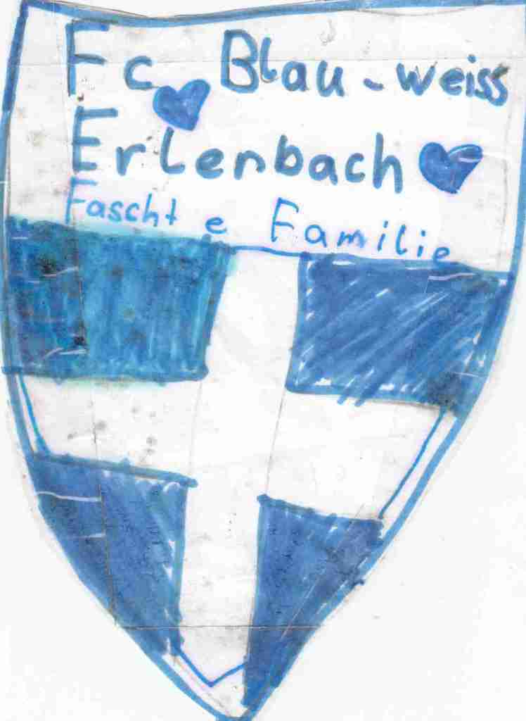 Logo FC Blau-Weiss Erlenbach Junioren