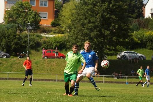 TuS Förbau - FC Schwarzenbach 19