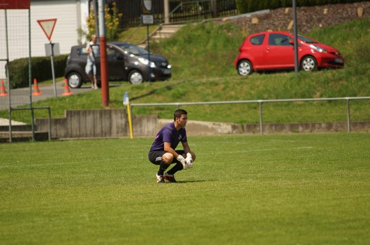 TuS Förbau II - FC Schwarzenbach II 1