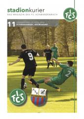 11 Stadionkurier  FCS vs ASV Wunsiedel 2