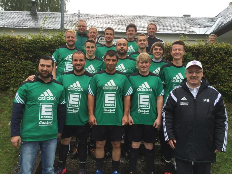 Aufwärmshirts 2. Mannschaft