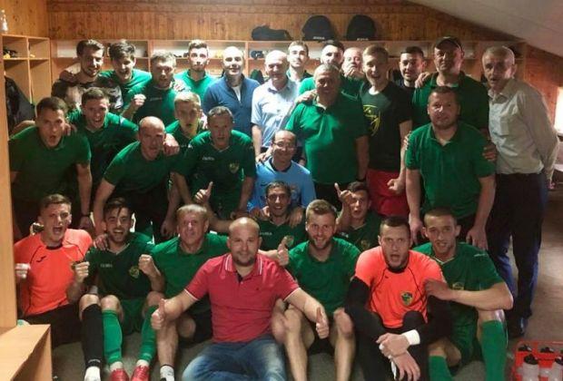 Футбол: 22 червня «Прикарпаття» отримає бронзові медалі Другої ліги