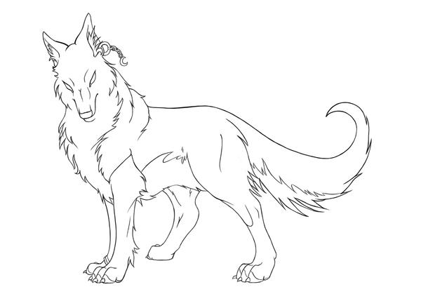 cool lineart alaster by