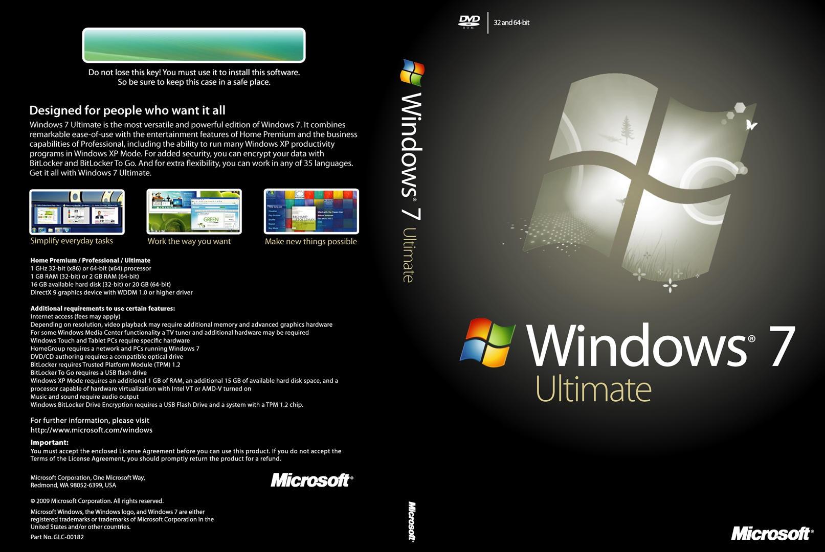 Windows 7 Ultimate 最終繁體中文免激活旗艦版-Windows 軟體下載-Windows 軟體交流-Android 臺灣中文網 - APK.TW