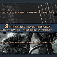 SIN CITY RAIN BRUSH - Kostenlos