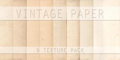 vintage paper textures