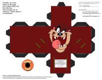 Cubeecraft de los Looney Tunes.