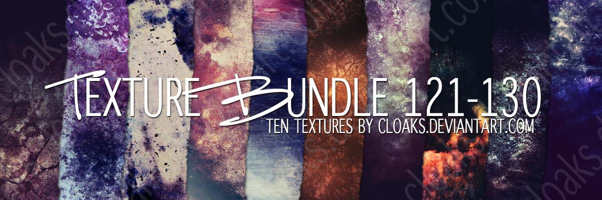 Texture Bundle 121-130 by cloaks