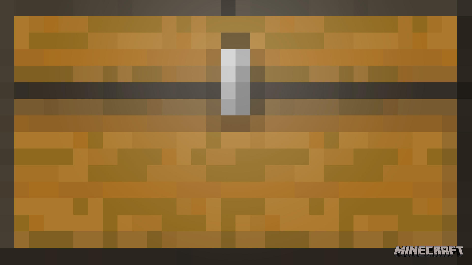 Login Page Template  minecraft chest wallpaper by
