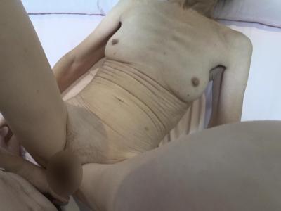 【老婆】垂れ熟した痩せ身体 マニア向 義母との戯れ 7