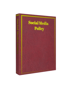 Governance Social Media Policy
