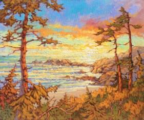 Jones, Amanda - Sunset palette