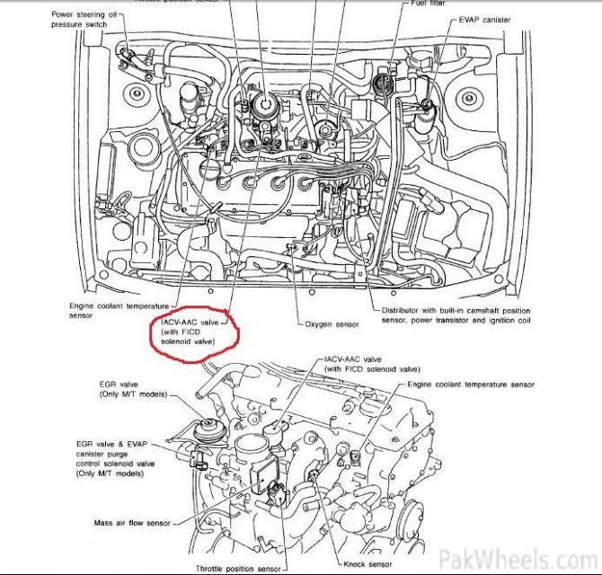 nissan ga15de wiring diagram alfa romeo 145 fuse box
