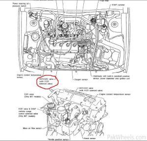 Nissan GA15DE ECU Wiring Help  NissanDatsun  PakWheels Forums
