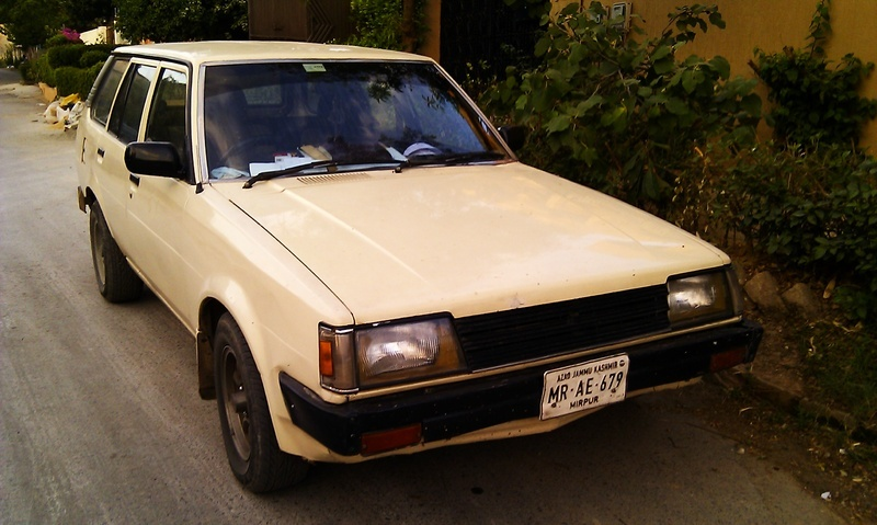 For Sale Toyota Corolla 1985 Jdm Station Wagon In