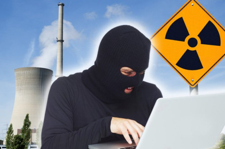 nuclear cyber-hacked