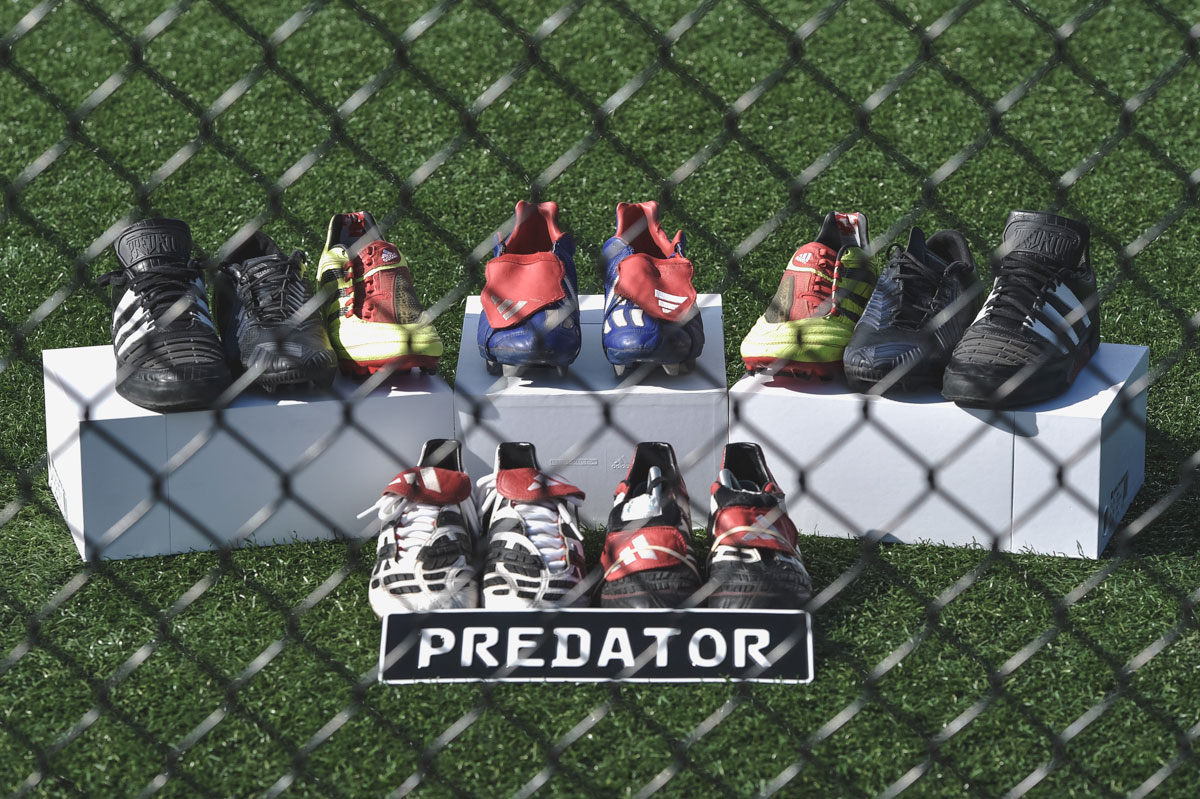 Adidas Predator New and Old Collection