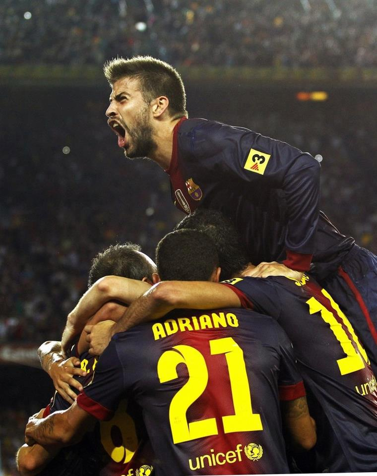 Barcelona triumph against getafe
