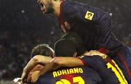 Barcelona triumph against getafe