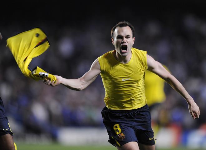 Iniesta says Guardiola did huge amount for barcelona