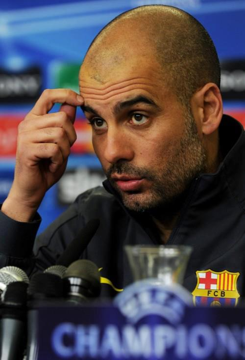 "Pep Guardiola comments about Barcelona: ""That is my home"""